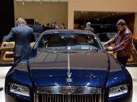 Rolls-Royce Wraith Geneva 2014