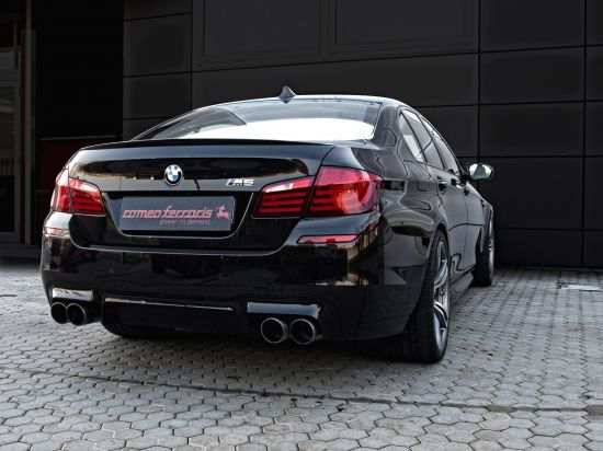 Romeo Ferraris BMW M5