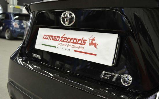 Romeo Ferraris Toyota GT86