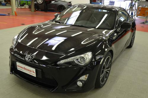 Ромео Феррарис прирост производительности для Тойота gt86