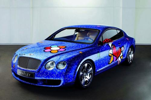 Bentley Continental GT Ромеро Бритто