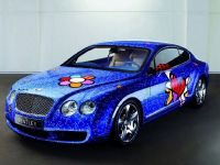 Romero Britto Bentley Continental GT, 1 of 3