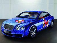 Romero Britto Bentley Continental GT, 1 of 3