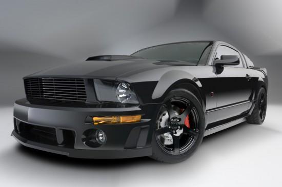 ROUSH BlackJack Mustang