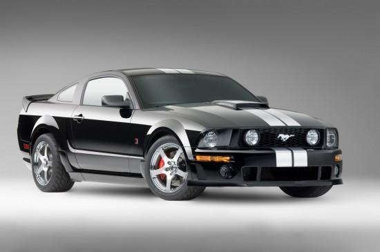 ROUSH Stage 3 Ford Mustang