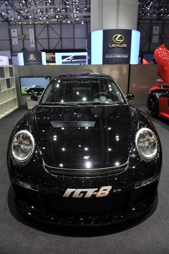 RUF Porsche RGT-8 Geneva
