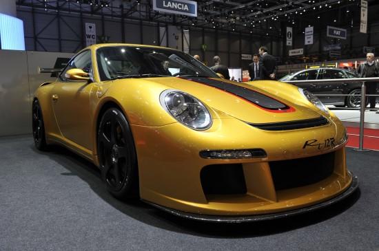 RUF Porsche RT12R Geneva