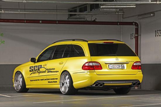 S-C-P Mercedes-Benz E-Class