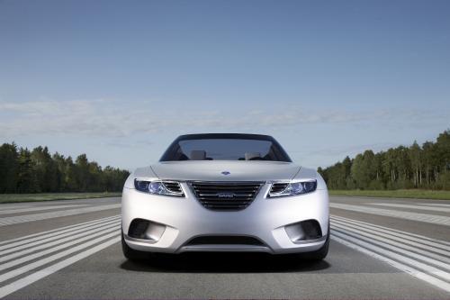 "Saab 9-X Air\"" BioHybrid Concept Переопределяет Convertible Design"
