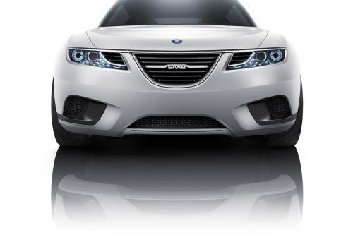 Saab 9-X BioHybrid Заслуженный Automotive Hall of Fame