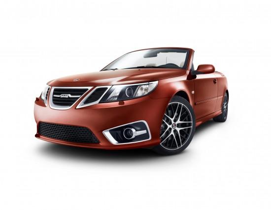 Saab Convertible Limited Edition