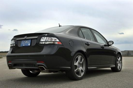 Saab Turbo X Lands I US