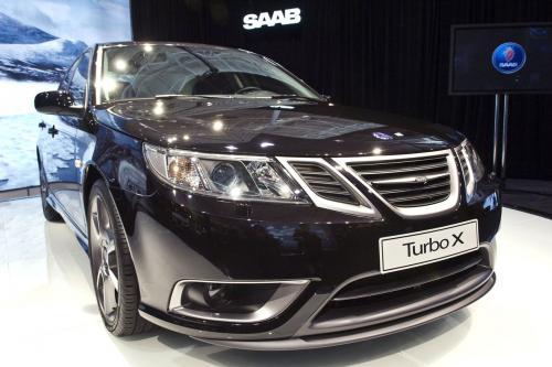 Saab Turbo X Землях В Соединенных Штатах
