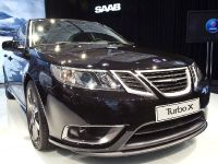 Saab Turbo X lands i US, 1 of 7
