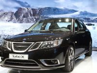 Saab Turbo X lands i US, 2 of 7