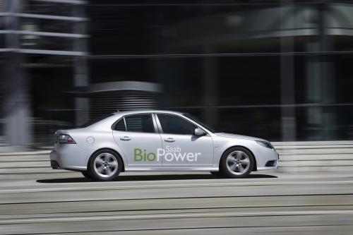 Передовые XWD повязана с Saab 2.0-литровый