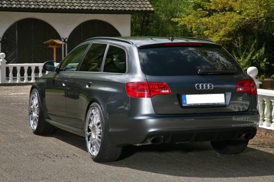 Schmidt Revolution Audi RS6