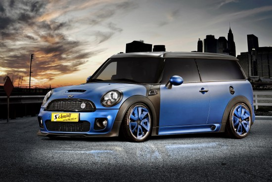 Schmidt Revolution STREETWORKER MINI Clubman