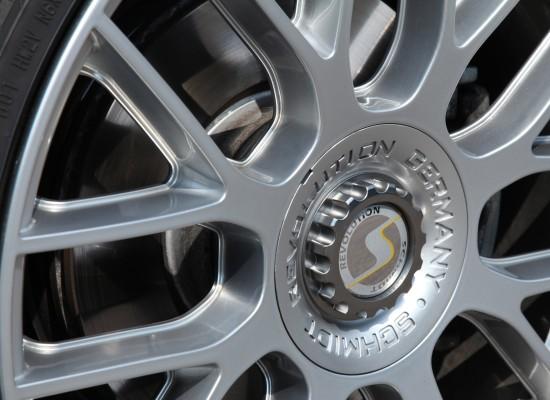 Schmidt Revolution Volkswagen Golf 6 GTI Convertible