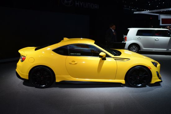Scion FR-S Release Series 1.0 New York