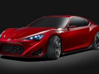 Scion FR-S Sports Coupe Concept, 1 of 6