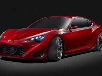 Scion FR-S Sports Coupe Concept, 4 of 6
