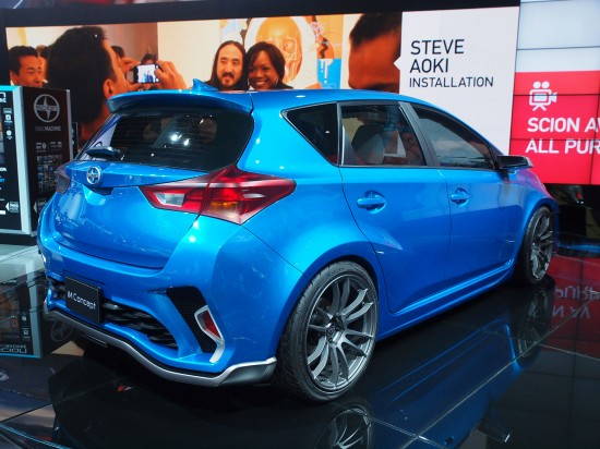 Scion iM Concept Detroit