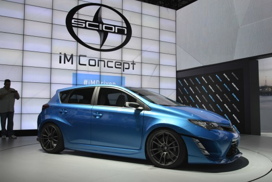 Scion iM Los Angeles