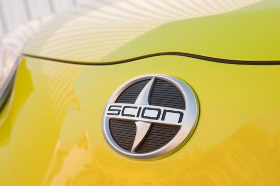 Scion iQ Concept