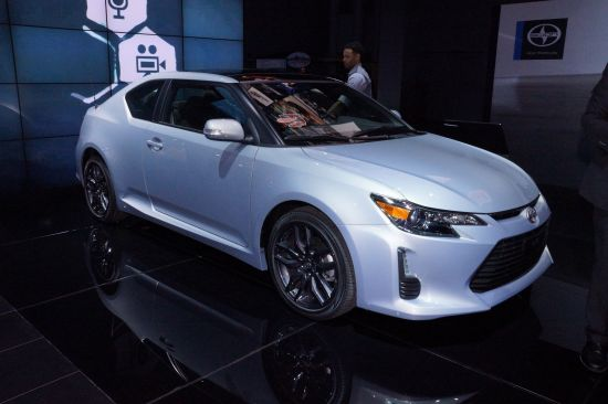 Scion tC New York