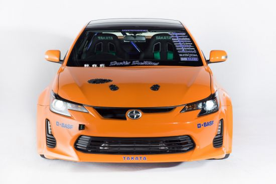 Scion WSD-tC by Josh Croll