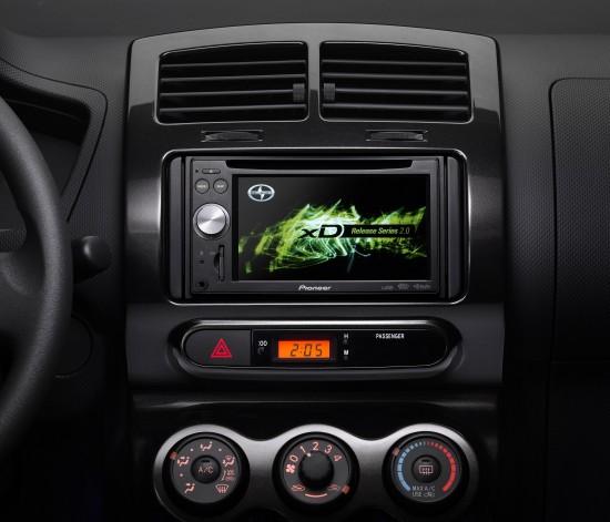 Scion xD RS 2.0 final edition
