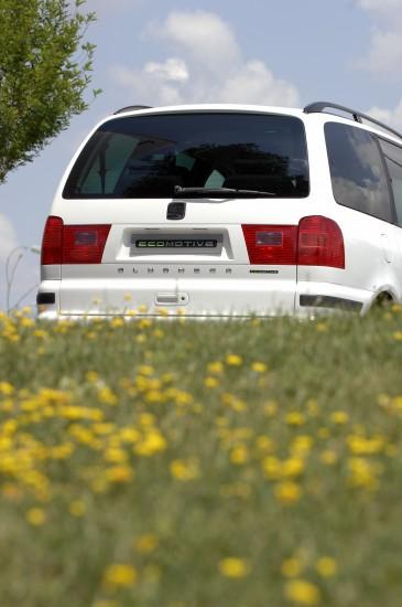 Seat Alhambra Ecomotive