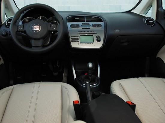 Seat Altea Black