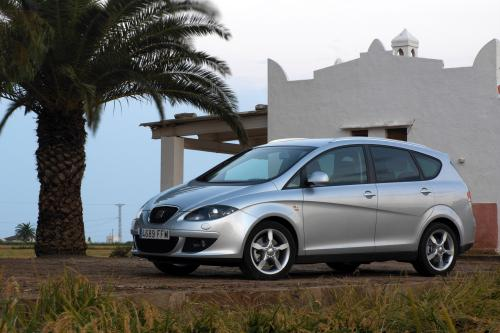 SEAT Altea-это одна из самых надежных моделей на рынке