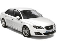 Seat Exeo Ecomotive, 1 of 2