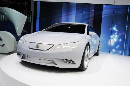 Seat Ibe Concept Geneva 2010 Hd Pictures Automobilesreview