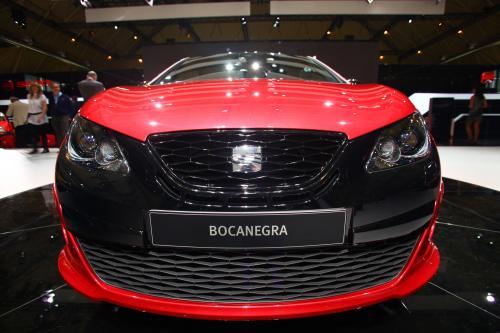 Seat Ibiza Bocanegra – потрясающий автомобиль, который был представлен в Барселоне на мотор-шоу. Смотрите эксклюзивные фотографии.
