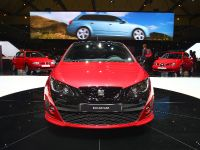 SEAT Ibiza Bocanegra at the Barcelona Motor Show, 3 of 4