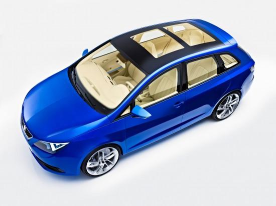 SEAT Ibiza Concept IBZ