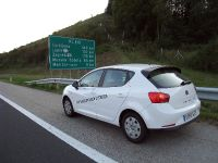 SEAT Ibiza ECOMOTIVE set a new fuel-saving record, 2 of 4