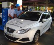 SEAT Ibiza ECOMOTIVE set a new fuel-saving record, 4 of 4