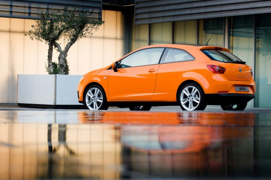 Seat Ibiza Sportcoupe at BMS