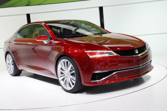 SEAT IBL concept Frankfurt 2011 - Picture 59113