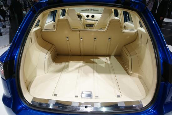 SEAT IBZ Concept Frankfurt