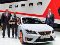 thumbnail image of SEAT Leon Cup Racer Geneva 2014