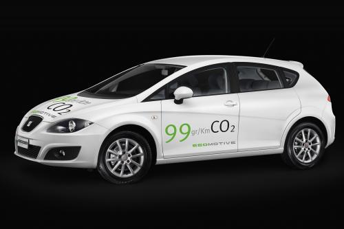 Кресло Ультра-зеленый Leon Ecomotive концепции