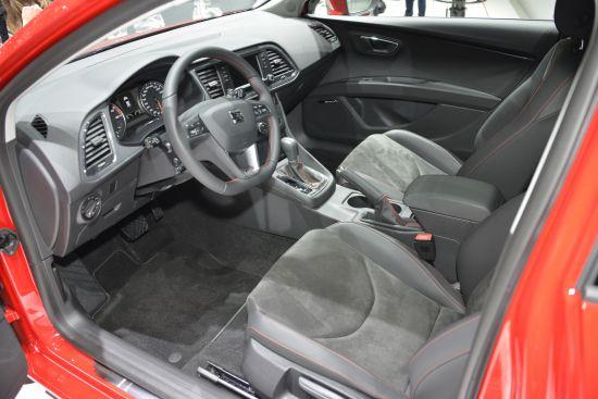 Seat Leon SC Geneva