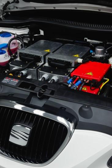 SEAT Leon Twin Drive Ecomotive project