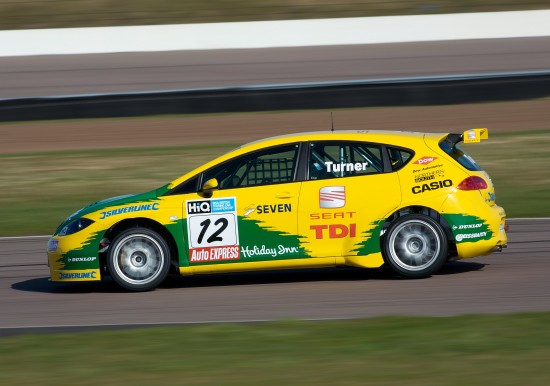 Seat Sport UK Leon TDI BTCC